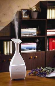 Wholesale water purifier: Touch Ultrasonic Aroma Diffuser - Snow Calla