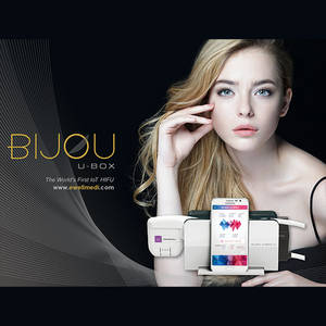 Wholesale Beauty Equipment: BIJOU U-BOX HIFU (High-intensity Focused Ultrasound for Skin Lifting and Tightening, Rejuvenation)