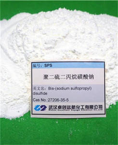 Wholesale Organic Intermediate: Bis-(Sodium Sulfopropyl)-disulfide/Copper Brightener/SPS/Cas:27206-35-5