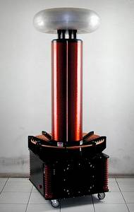 Wholesale Measuring & Analysing Instrument Design Services: Tesla Coil