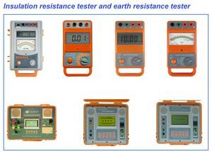 Wholesale insulation tester: KDDQ Series Insulation Resistance Tester , Ground Resistance Tester ,Lightning Protection Tester