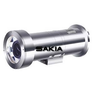 Wholesale cctv accessories: Hazardous Area IP68 Smart Szie Explosion Proof Fixed Stainless Steel CCTV Camera Housing