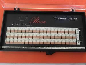 Wholesale silk: False Eyelash D