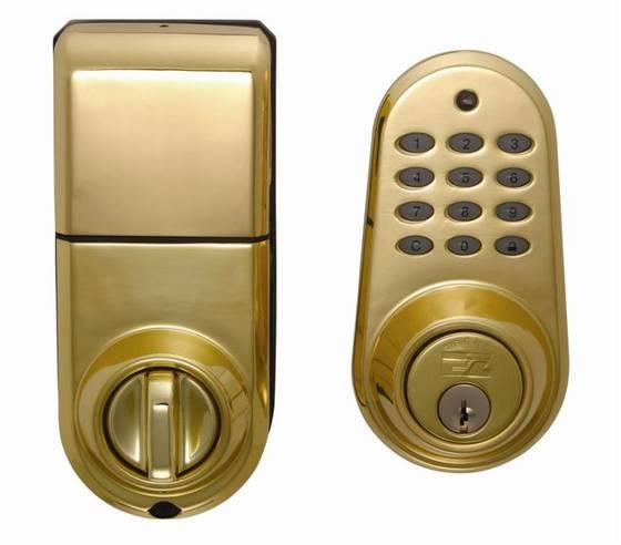Electronic Deadbolt Lock Door Lock Combination Door Lock