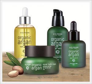 Wholesale environmental plant: Organic Argan Collection
