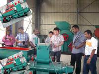 Hot Sale in India!!!JZK30 Brick Making Machine