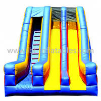Sell Dry 22 Indoor Dual Lane Slide Front Exits