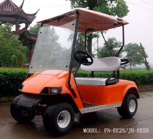 Sell Electric Golf Carts --HOT