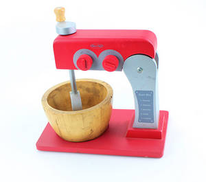 Wholesale kitchen mixer: Playfully Delicious - Mighty Mixer Wooden Play Kitchen Set