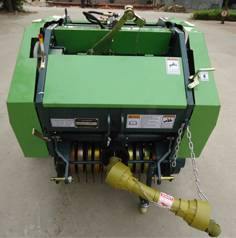 Wholesale Balers: HH0850 HH0870 PTO Driven Mini Round Hay Baler with CE
