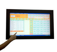 Sell 15inch Wall-mounted Kitchen menu control touchscreen pos machine