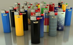 Wholesale Lighters & Smoking Accessories: Original Bic Lighters
