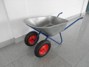 Wholesale russia: Russia Market Single or 2 Wheels of  Wheel Barrow WB6431,WB6532,WB6418