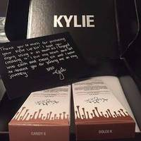 Sealed Lip Kit by Kylie Jenner Candy Posie Dolce Mary Jo Like