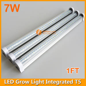 Wholesale LED Lamps: 1FT T5 7W LED Grow Tube Light