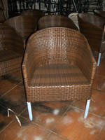 Sell metal chairs,metal rattan sofa