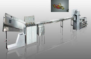 Wholesale candy production line: FLD Milk Candy Production Line