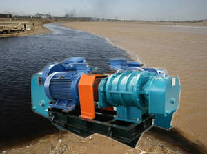 Wholesale air blower: Air Blower for Sewage Treatment Plant  Aeration Blower Design --Fengyuan