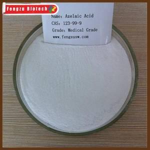 Wholesale antimicrobial paint: Cosmetics Level Azelaic Acid,120mesh Azelaic Acid Powder