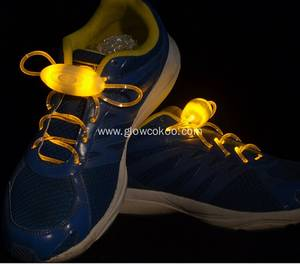 Wholesale Shoelaces: The Most Popular LED Shoelace On Christmas Party