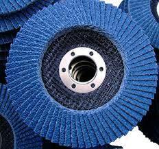 Wholesale zirconia disc: Zirconia Abrasive Flap Disc INOX Steel