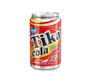 Wholesale drink: Tika Cola