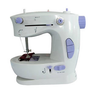 Wholesale sewing machine thread: Double Thread Sewing Machine with Adjustable Stitch Length FHSM-338
