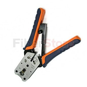 king sanbao network modular crimping tool ht l2182r from fiberstore co limited china. Black Bedroom Furniture Sets. Home Design Ideas