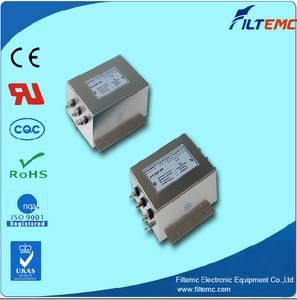 Wholesale emi filter: AC 3-phase 3-line 2 Stage Filter/EMI Filter