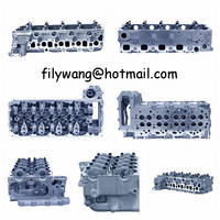Sell ISUZU 4JJ1 engine cylinder head