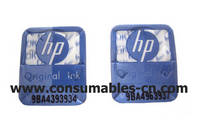 Sell Hp Hologram Sticker For Toner Cartridge Ink Cartridge