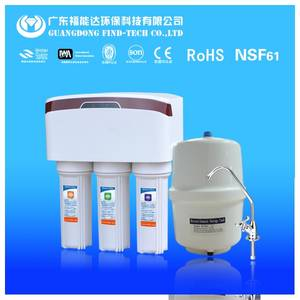 Wholesale ro water purifier: China Custom 5 Stages RO Water Filter System for Home Use/With 2 Light Display RO Water Purifier