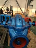 Sell horizontal double-suction split casing industrial water pump