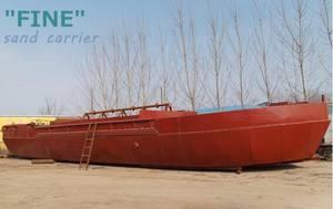 Wholesale Mining Machinery: Sand Barge