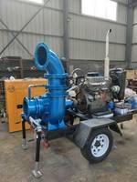 HW Mobile Mix Flow Diesel Water Pump 2