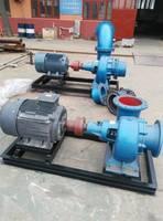 HW Mobile Mix Flow Diesel Water Pump 3