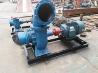 HW Mobile Mix Flow Diesel Water Pump 4