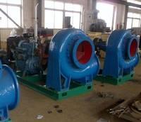 HW Mobile Mix Flow Diesel Water Pump 5