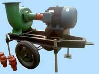 HW Mobile Mix Flow Diesel Water Pump 6
