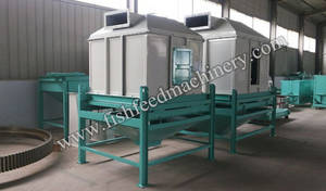 Wholesale tablet making machine: Counter-flow Type Fish Feed Cooler
