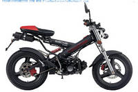 Sell GERMANY SACHS X-ROAD MOTORBIKES