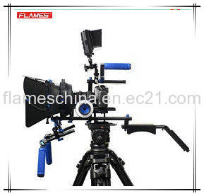 Wholesale camera rig: FLAMES 5D Equip / 5D Suit / DSLR Camera Rig