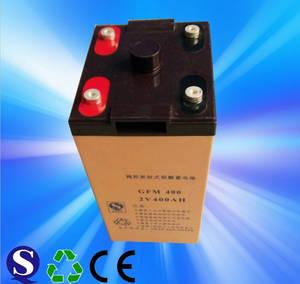 Wholesale Other Batteries: 2v 400AH Convenitional Sealed VRLA Battery for Solar System