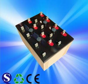 Wholesale ups battery: Low Self-discharge 2v 2000ah Deep Cycle VRLA Battery / AGM Standby UPS Battery