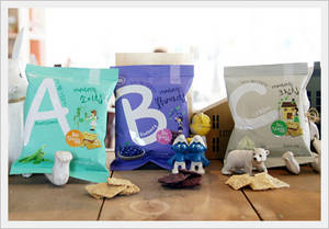 Wholesale rice snack: Everymeal ABC 3type Snack