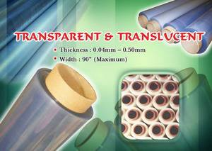 Wholesale PVC: PVC Transparent Sheet