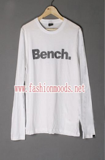 Latest Bench Men T-Shirt On Sale, Cheap Bench Men Long Tees ...