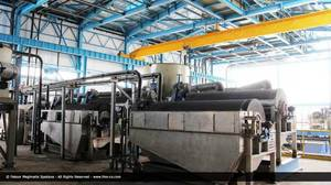 Wholesale concentrate: Wet Magnetic Drum Separator