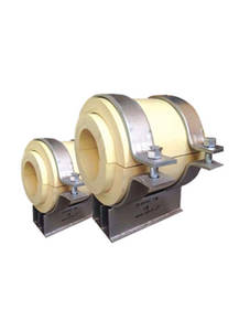 Wholesale brackets: High Strength Polyurethane Pipe Bracket