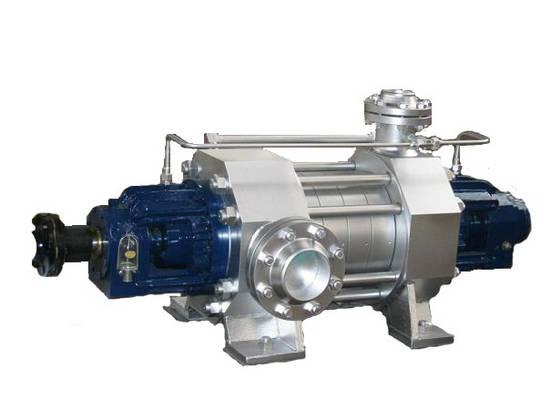 High Pressure Multi Stage Pump : Hd hdf series high pressure multistage centrifugal pumps